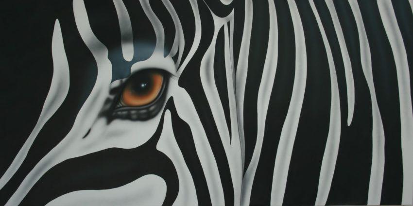 Stripes 1 Zebra