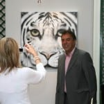 12 The new owner of the silver leaf Tiger