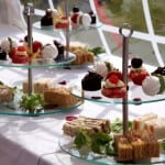 19 The exquisite afternoon tea