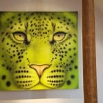 19 The new lime green leopard launched at this show