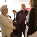 9 Chris and Sally Druitt with Joanna