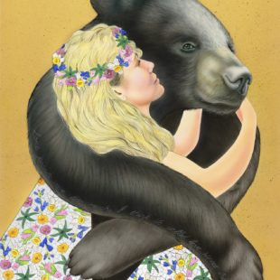 Joanna May Moon Bear I think it's called love