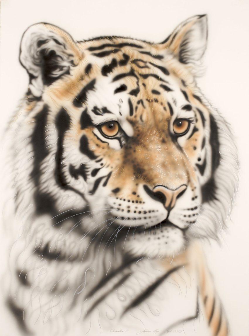 Sandari II by Joanna May