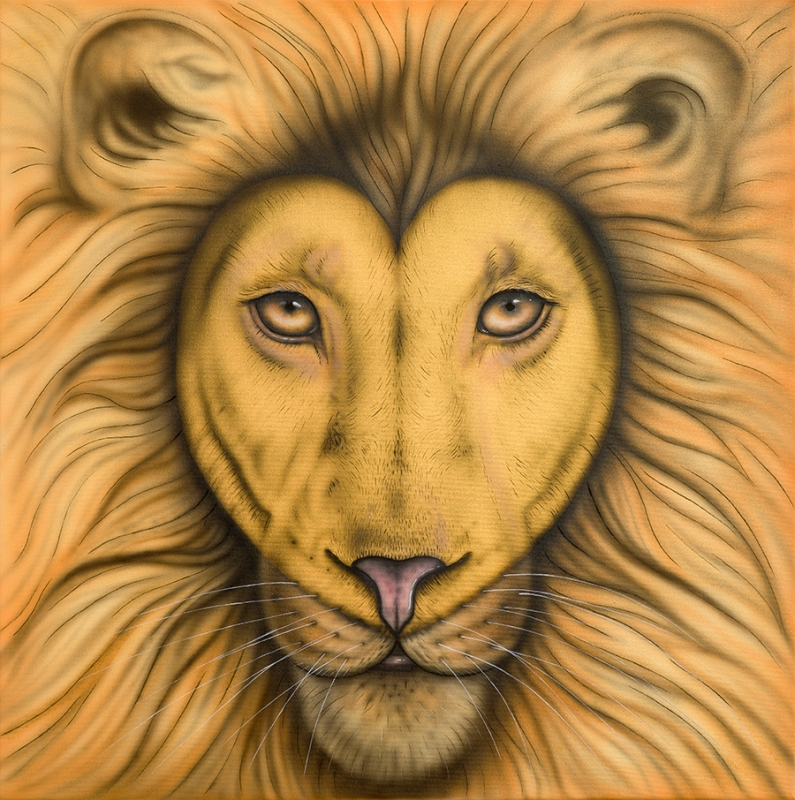 Lion Heart - Heart of Gold