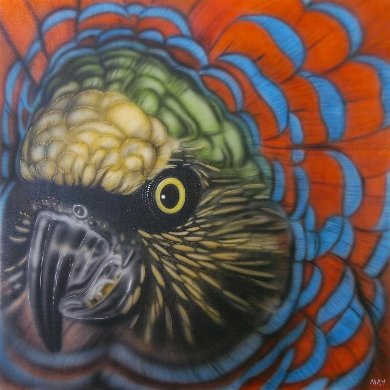 Carnival Parrot