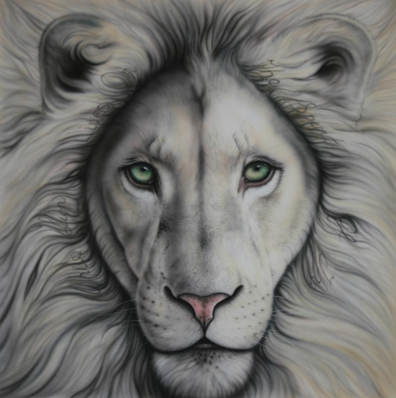 Spirit of the White Lion