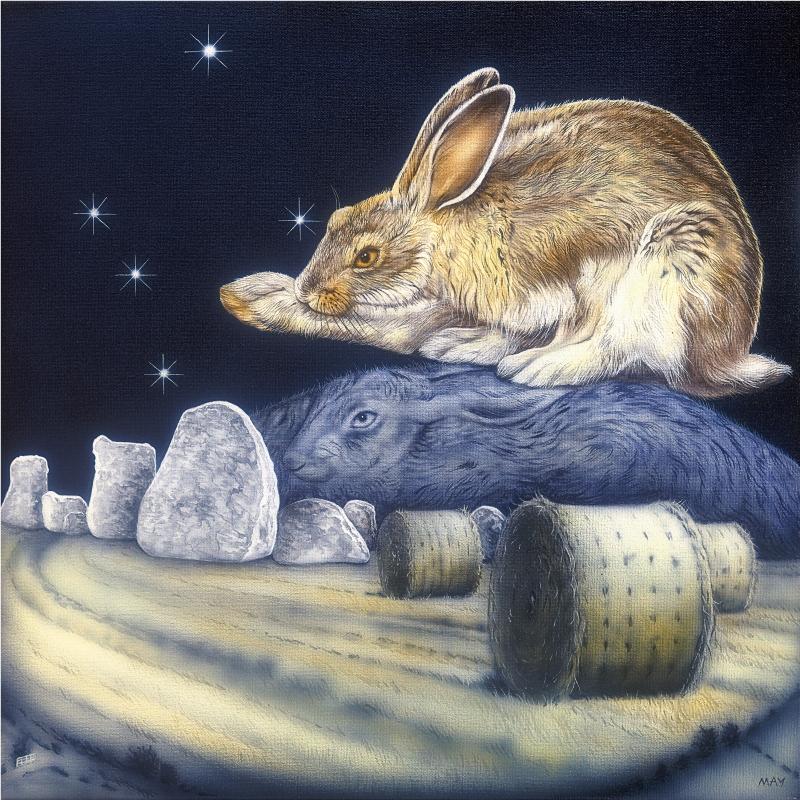 Virgo Hare  ~  23 Aug-22 Sep