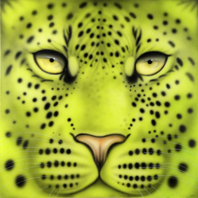 Leopard - Green
